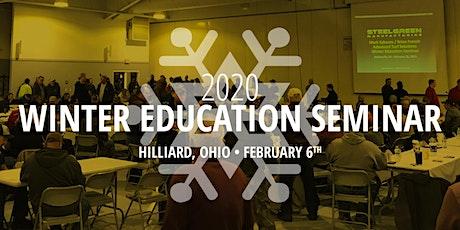 Winter Education Seminar in Hilliard, Ohio tickets