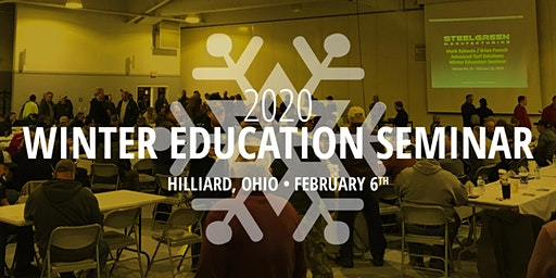 Winter Education Seminar in Hilliard, Ohio