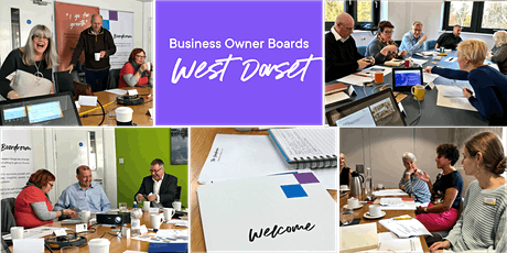 Free Taster of The Boardroom's Business Owner Boards, WEST DORSET tickets