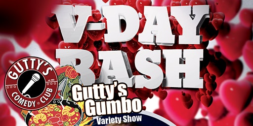 Gutty's Gumbo Variety Show: Clint Hall