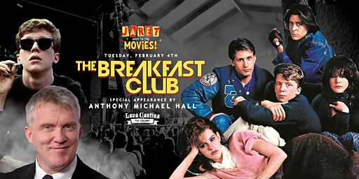 "Jaret Goes to the Movies - ""The Breakfast Club"" with Anthony Michael Hall!"