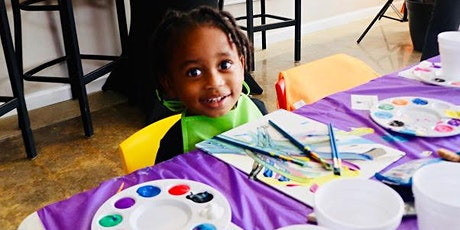 Mommy/Daddy &  Me Paint Party tickets