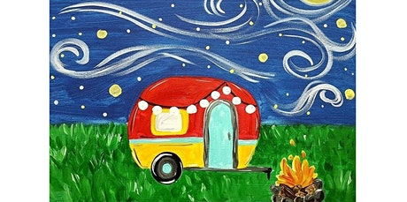 Sip & Paint: Camper (01-28-2020 starts at 6:00 PM) tickets