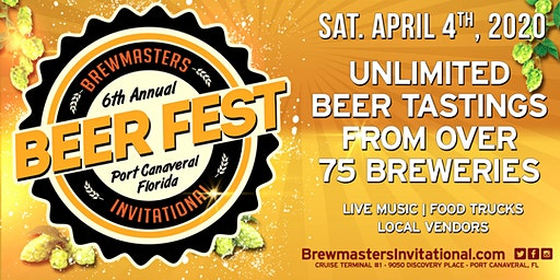 2020 Brewmaster's Invitational Beer Festival