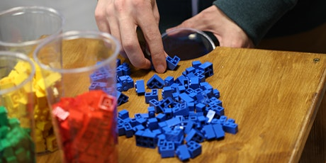RELAXING LEGO® PART SORTING tickets