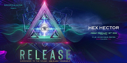 Release / Hex Hector at It'll Do