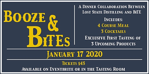 A Night Out at Lost State Distilling