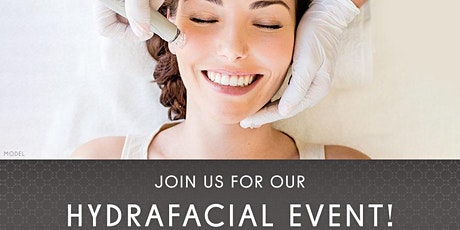 Signature VIP HydraFacial Event tickets