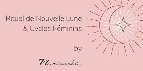 Rituel de Nouvelle Lune et Cycles Féminins billets