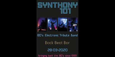 101 @ the back beat bar! tickets