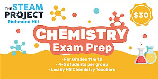 Chemistry Exam Prep (Gr. 11 & 12)