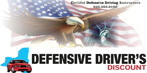 Defensive Driving Course • 10% Ins. Disc + up to 4 Points Off Drivers License