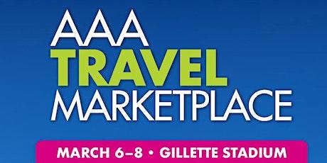 AAA Travel Marketplace tickets