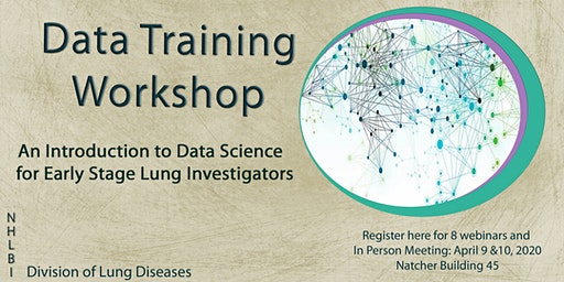 NHLBI DLD Data Science Training Workshop