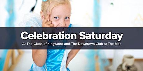 Celebration Saturday - Princess Breakfast tickets