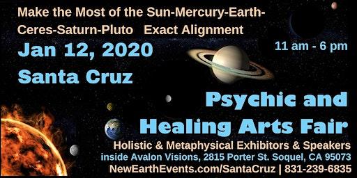 Santa Cruz Psychic and Healing Arts Fair
