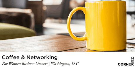 Coffee & Networking - Washington, DC tickets