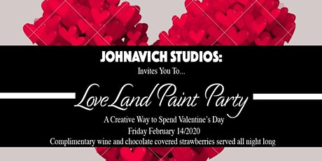 LoveLand Paint Party tickets