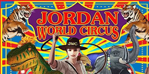Jordan World Circus 2020 - Bullhead City, AZ