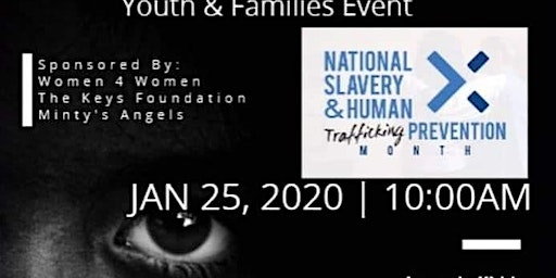 Youth and Family Human Trafficking Workshop