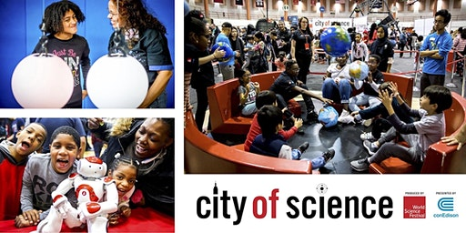 CITY OF SCIENCE 2020: Bronx