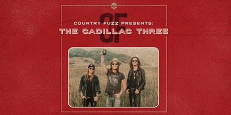 The Cadillac Three tickets