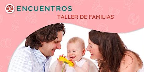 Taller de Familias - El primer año de tu bebé - entradas