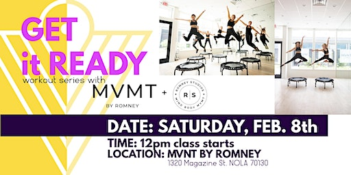 Get It Ready with Romney Studios