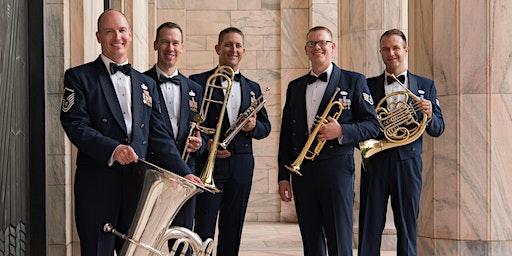 U.S Air Force Offutt Brass in Huron, South Dakota