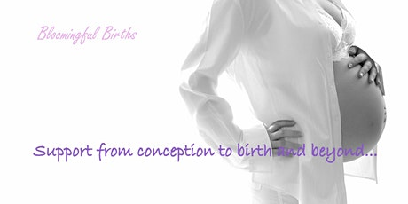 Bloomingful Births Relaxing Pregnancy Sound Bath tickets