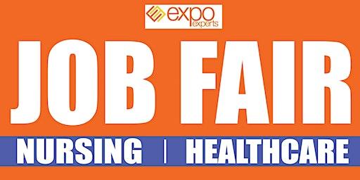 The Chantilly Nursing and Healthcare Career Fair
