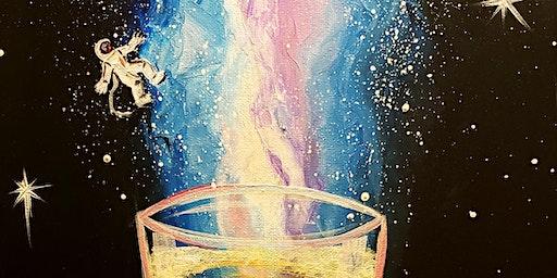 Paint Night at The Moon Bar