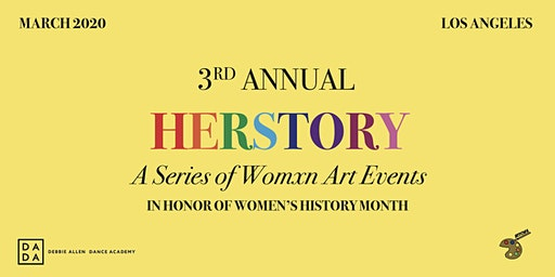 3rd Annual HERSTORY: A Womxn's Art Show