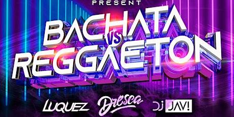 VALENTINE'S DAY LATIN PARTY BACHATA VS REAGGETON  | LA TERRAZA   tickets