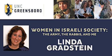 Women in Israeli Society: The Army, The Rabbis and Me tickets