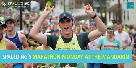 Marathon Monday at the Mandarin tickets