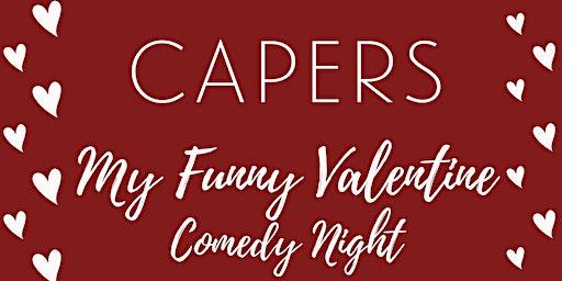 Valentine's Day Comedy Night