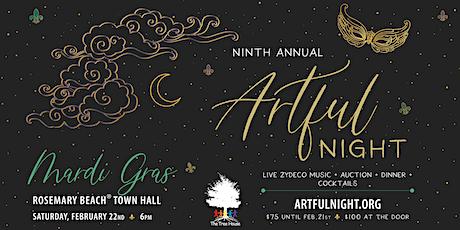 Ninth Annual Artful Night Under the Stars tickets
