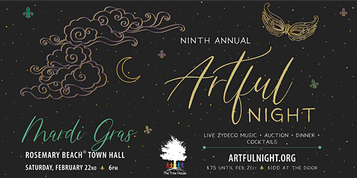 Ninth Annual Artful Night Under the Stars