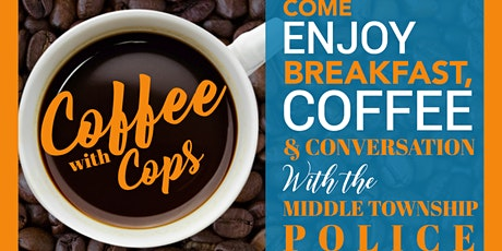 Coffee with Cops at Burke Motor Group tickets