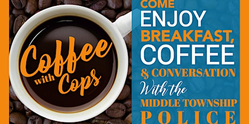 Coffee with Cops at Burke Motor Group