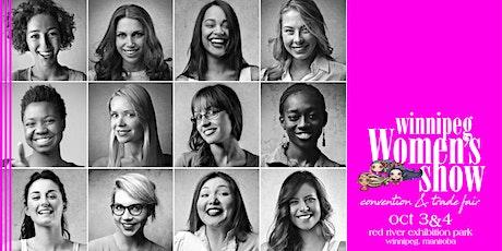 Winnipeg Womens Show 2020 tickets
