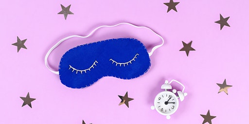 Make Time: DIY Sleep Mask Workshop with The Neon Tea Party - Herald Square