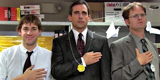 'The Office' Trivia Winter Olympics at Railgarten