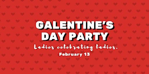 Galentine's Day Party at Treeline Kitchen