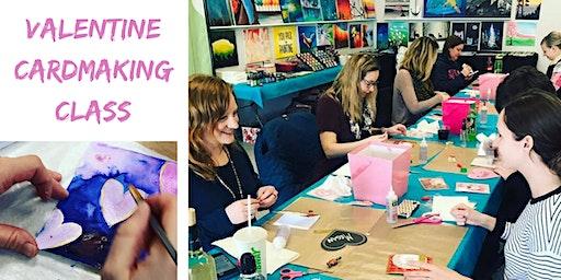 Valentine Cardmaking Class