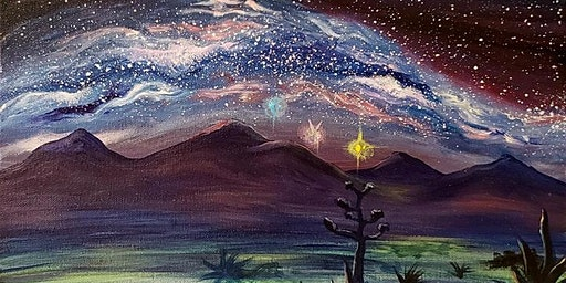 Paint Night at The Post