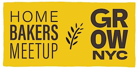 2020 GrowNYC Grains Home Bakers Meetup tickets