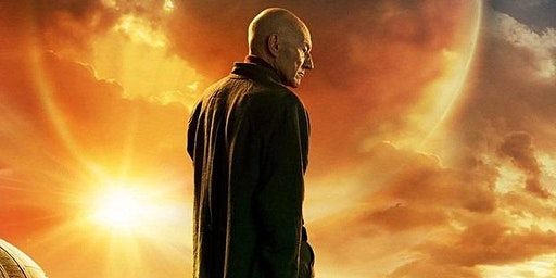 Screening of Picard, Comic Book Drive & Fundraiser