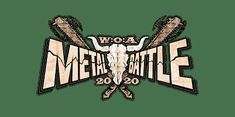 WACKEN METAL BATTLE USA 2020: LA ROUND #1, BATTLE #3 tickets